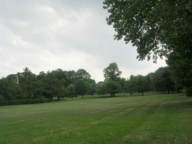 Ladyhill Park - Allerton Road