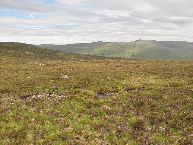 Moorland, Allt nan Luibhean