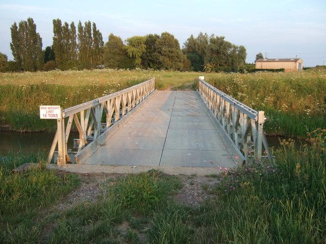 Bradley's Bridge