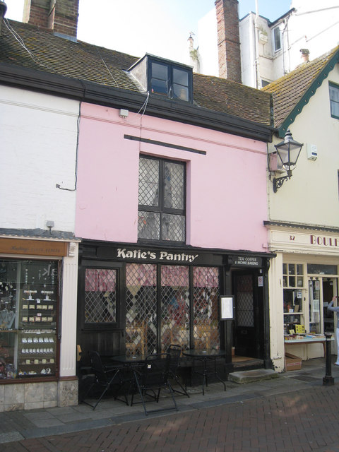 Katie's Pantry, George Street