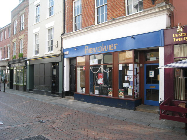 Revolver, George Street