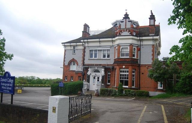 Dulwich College: Kindergarten and Infant School