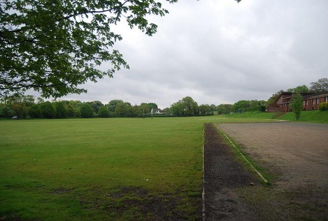Sports ground, Dulwich College
