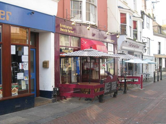 Restaurant Twenty Seven, George Street