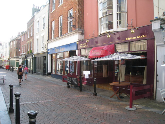 Shops on George Street
