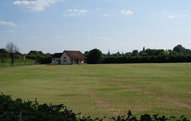Hertford College Sports Ground