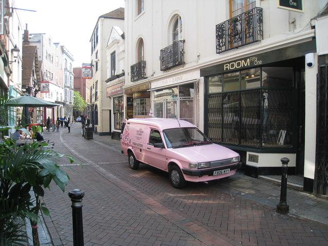 Shops on George Street