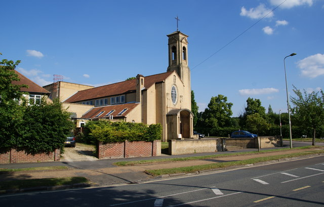 St Michael & All Angels, New Marston