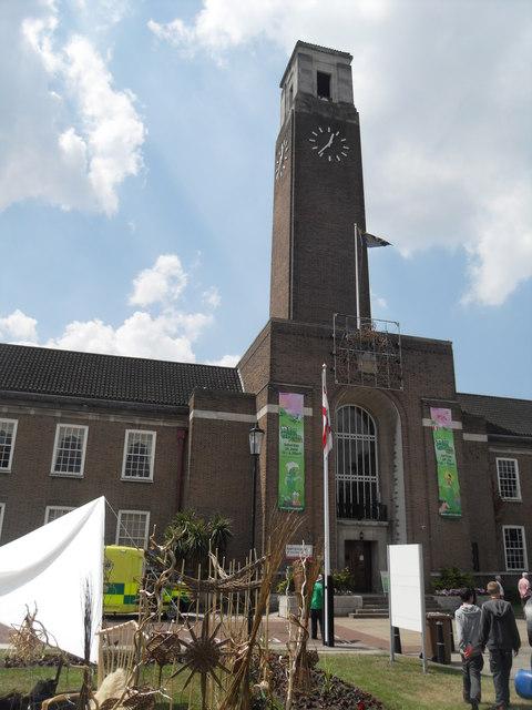 Salford Civic Centre