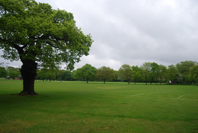 Dulwich College: college grounds