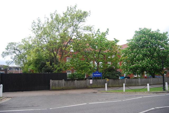 Dulwich College: Ivyholme