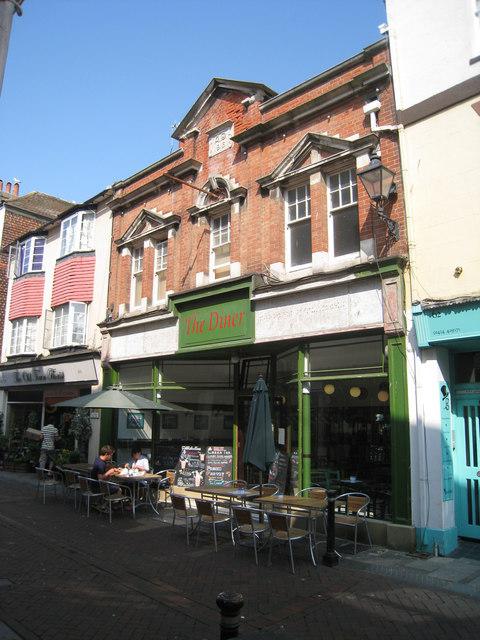 The Diner, George Street