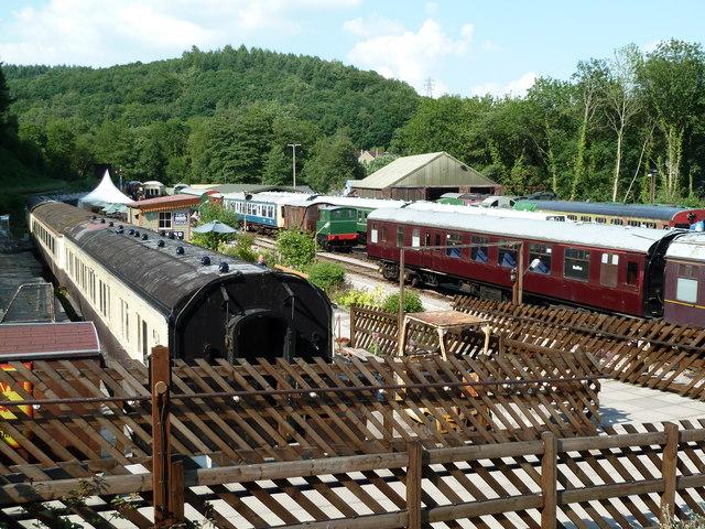 Dean Forest Railway -Norchard Railway Centre
