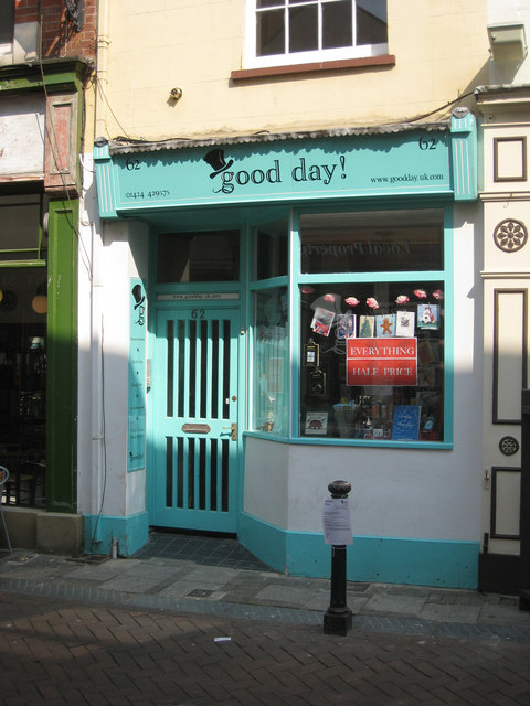 Good Day!, George Street