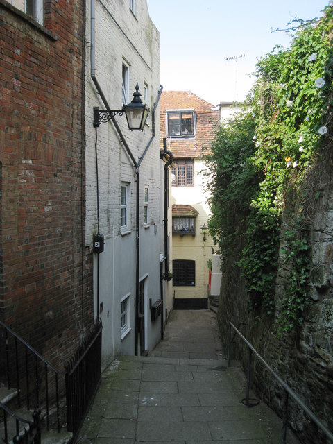 Passageway to George Street