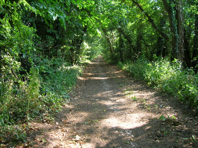 The Fosseway track