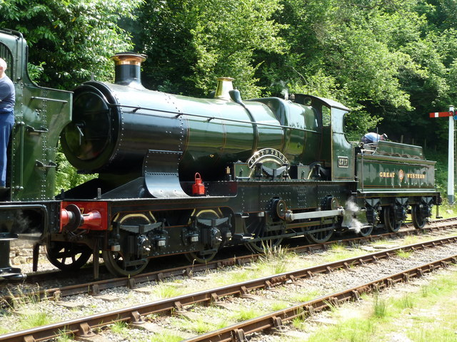 City of Truro, Dean Forest Railway