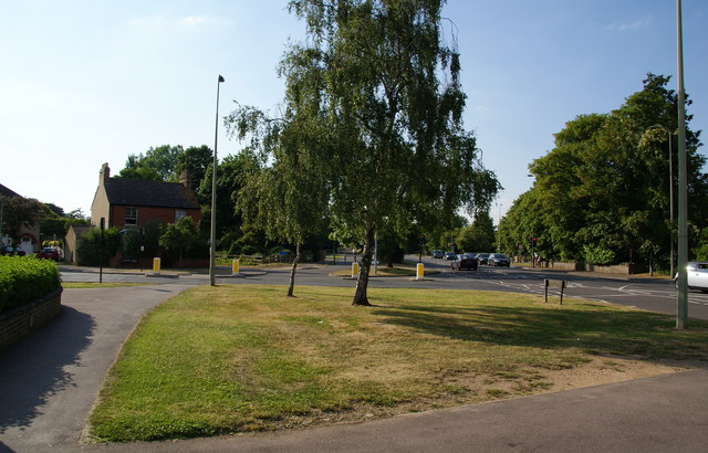 Where Oxford Road meets Cherwell Drive