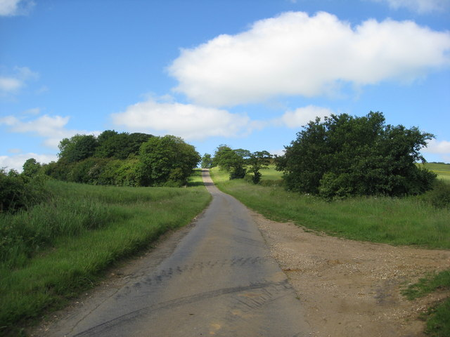 Approaching Nab Hill