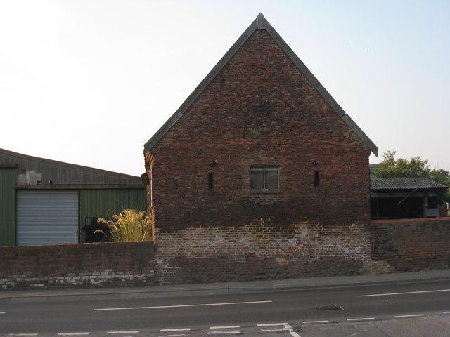 Barn, South Ferriby