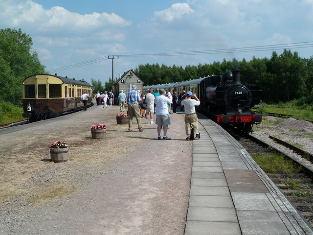 Lydney Junction Station