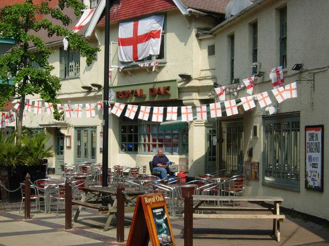 Royal Oak, Harrow