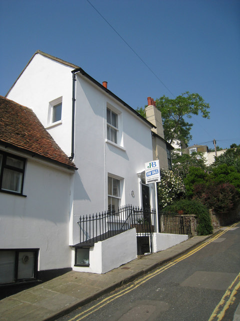 Hill Cottage, Exmouth Place