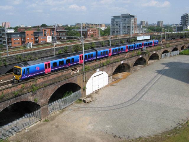 Railway viaducts