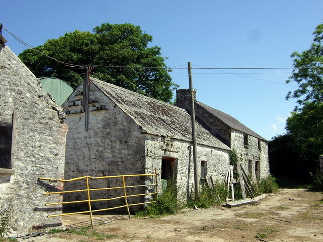 Outbuildings at Maesgwynne