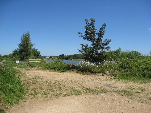 Kirkby Gravel Pit Nature Reserve