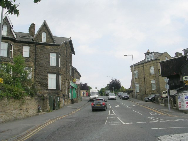 Pearson Lane - Allerton Road