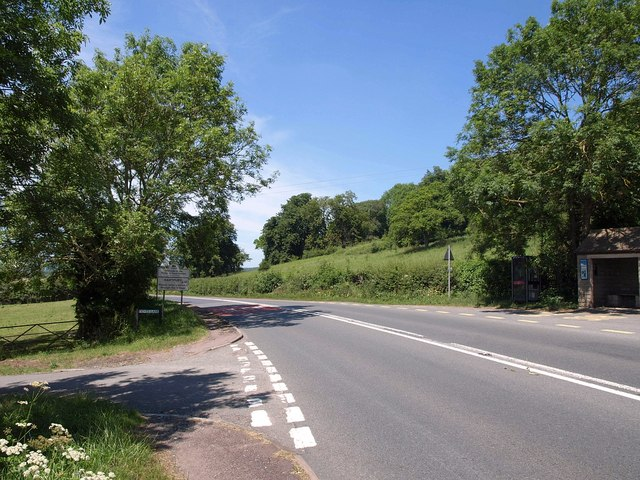 A417 at Old Farm
