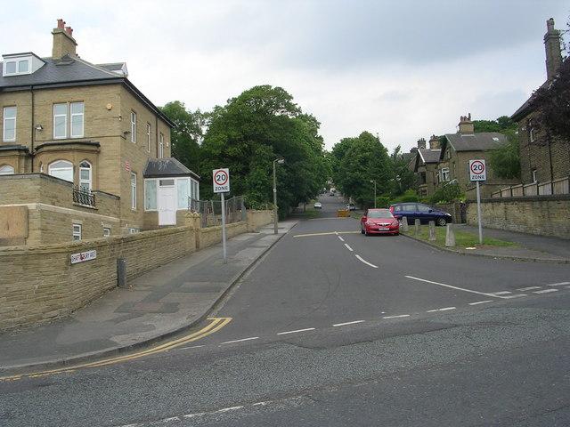 Shaftesbury Avenue - Pearson Lane