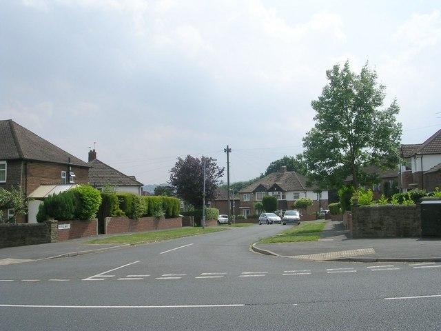 Hedge Way - Allerton Road