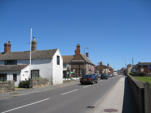 Coningsby - High Street (A153)