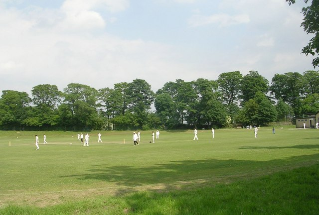 Great Horton Church Cricket Club - Match in progress! - The Boundary