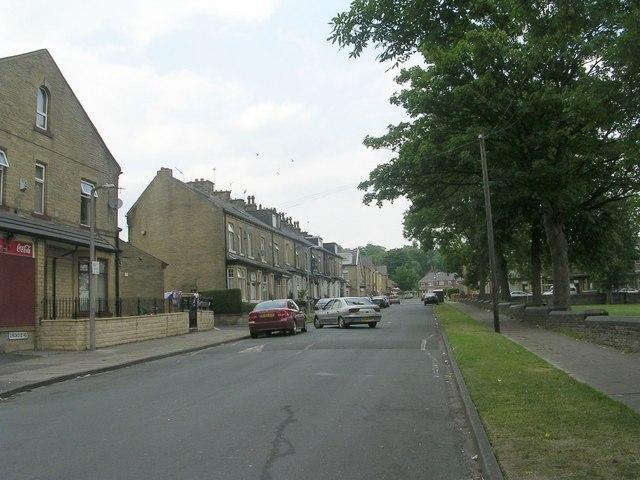 Lingwood Road - West Park Road