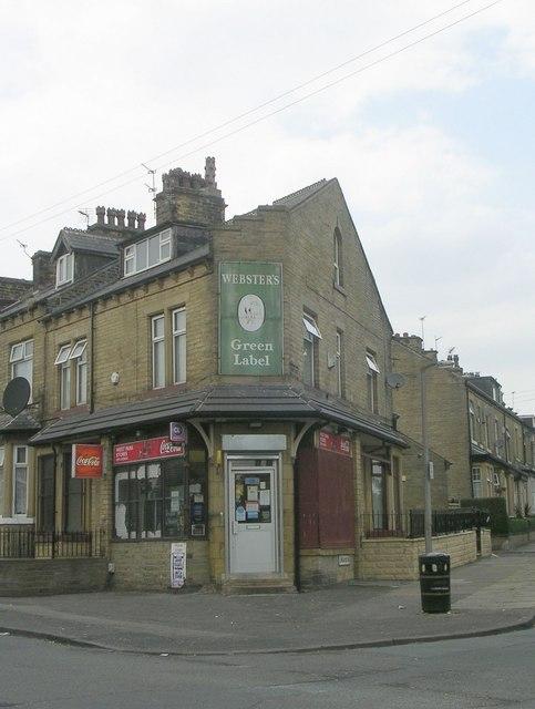 West Park Stores - West Park Road