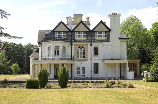 Mansion, Brickendonbury (2)