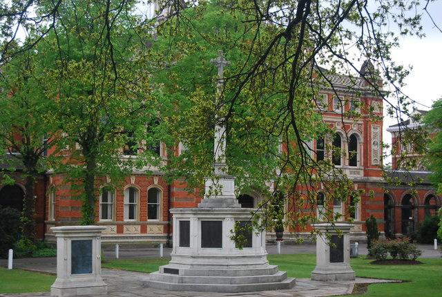 Dulwich College: War Memorial