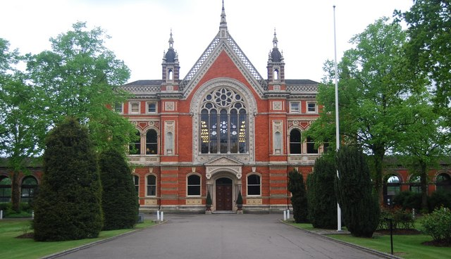 Dulwich College: Main building