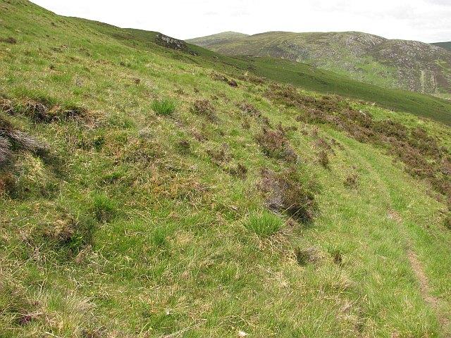 Pony path, Burn of Agie