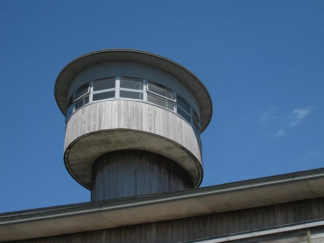Sloane Observation Tower, Slimbridge (2)