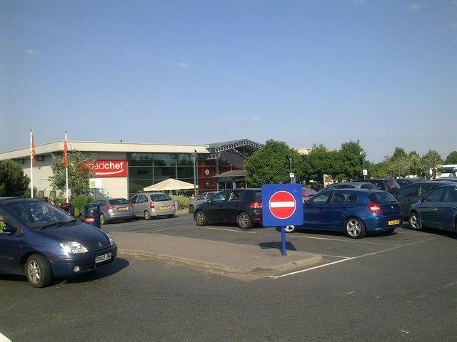 Strensham Services, M5 (1)