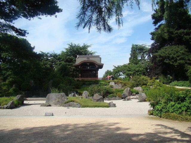 The Japanese Gateway, Kew Gardens