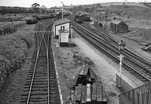 Bullgill Station (remains)