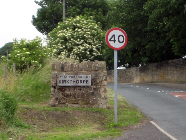 Heath conservation village - bordering Kirkthorpe