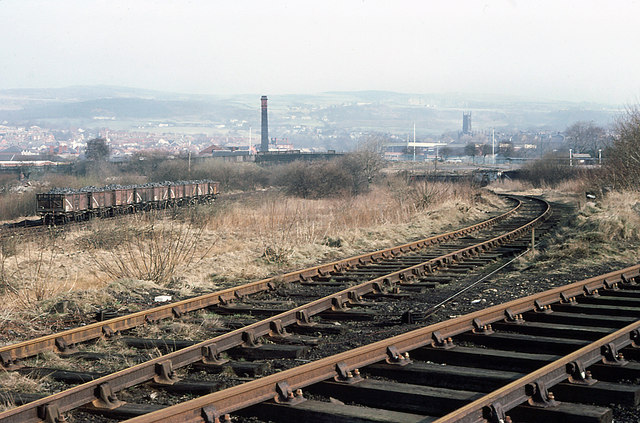 View From Horwich Works