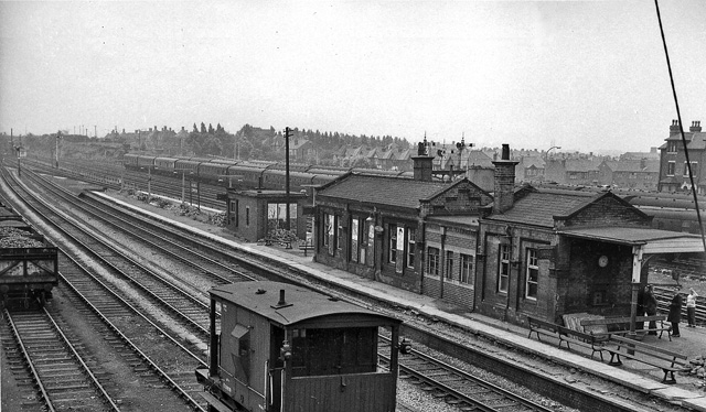 Bulwell Common Station
