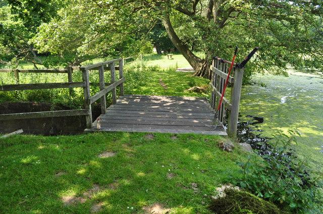 Bridge over Sluice